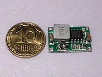 DC Понижающий преобразователь Mini360 из 4.75-23в в 1-17в MP2307