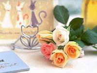 Алмазная вышивка Сладкий запах роз KLN 30 х 45 см (арт. FS350)