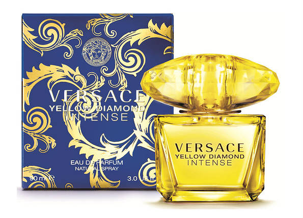 Женские духи Versace Yellow Diamond Intense edp 90ml, фото 2