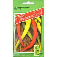 Семена Перец острый Козий Рог 0,4 грамма Moravoseed, фото 1