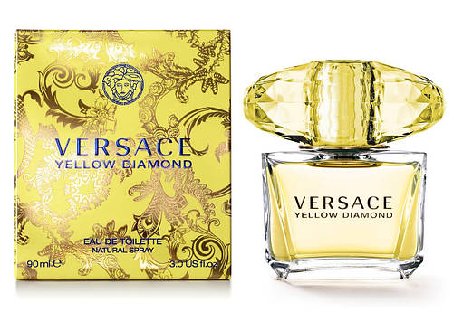 Женские духи Versace Yellow Diamond edt 90ml
