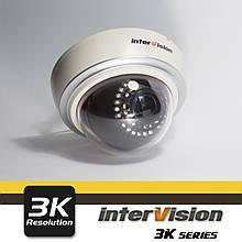 Видеокамера Inter Vision UHD-3K-312DAI