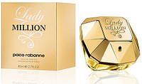 Женские духи Paco Rabanne Lady Million edp 80 ml