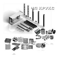 Изделия для монтажа троссовых проводок   Изделия для прокладки кабелей и проводов   Профили монтажные  и полосы монтажные   Изделия для крепления кабелей, проводов, труб