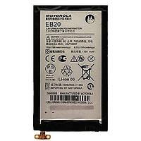 АКБ 100% Original Motorola EB20 (XT910/XT912/XT885/XT889/MB866/MT887/MT917)
