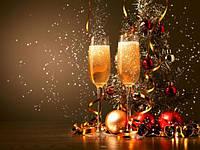Привітання з наступаючим Новим Роком та Різдвом Христовим!