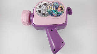 Проектор с мультиками и звуком Dora MOVIE MOTION JК