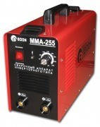 Инвертор  сварочный EDON ММА-255