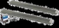 Весы реечные нержавеющие пыле-влагоустойчивые ТВ4-600-0,2-Р(1200х90)-12h до 600кг.