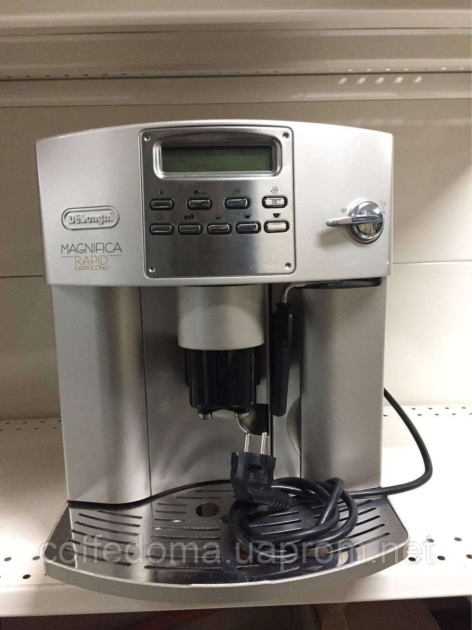 Delonghi magnifica esam 3400 автоматическая кофемашина