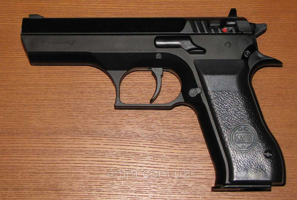 Пневматический пистолет Jericho 941