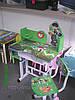 Детская парта трансформер BEN 10 (XY 36) + cтульчик. киев