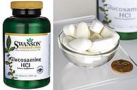 Swanson, Глюкозамин, 1500 мг, 100 таблеток