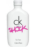 "Туалетная вода в тестере CALVIN KLEIN ""One Shock for her"" 100 мл"