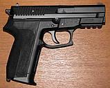 Пневматический пистолет KWC KM47D, фото 2