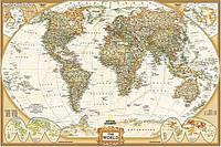 Карта мира - печать на заказ