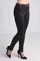 Деловые брюки в мелкий горошек
