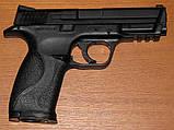 Пневматический пистолет Smith & Wesson KWC KM48D, фото 2