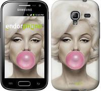 """Чехол на Samsung Galaxy Ace 2 I8160 Мэрлин Монро """"1833u-250"""""""