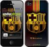 """Чехол на iPhone 4 Барселона 1 """"326c-15"""""""