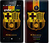 "Чехол на Microsoft Lumia 532 Dual Sim Барселона 1 ""326u-151"""