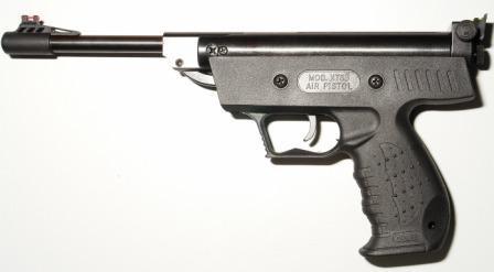 Пневматический пистолет XTSG XT-S3