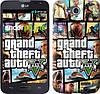 """Чехол на LG L80 Dual D380 GTA 5. Collage """"630u-332"""""""