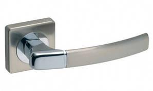 Дверная ручка  Gamet Carino никель-сатин
