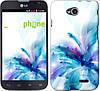 """Чехол на LG L70 Dual D325 цветок """"2265u-201"""""""