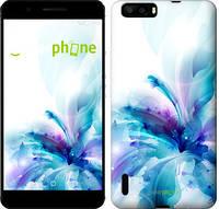"""Чехол на Huawei Ascend G6 цветок """"2265u-367"""""""