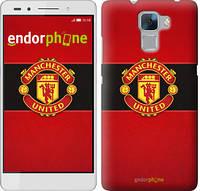"""Чехол на Huawei G730 Манчестер Юнайтед 3 """"997u-369"""""""