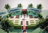 Строительство оранжереи.  Проектирование и строительство зимних садов и оранжерей