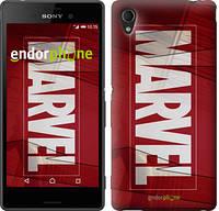 "Чехол на Sony Xperia C4 Marvel ""2752u-295"""