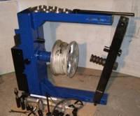Станок для правки литых дисков 603А РН