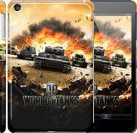 "Чехол на iPad mini 2 (Retina) World of tanks v1 ""834c-28"""