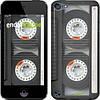 "Чехол на iPod Touch 6 Кассета ""876c-387"""