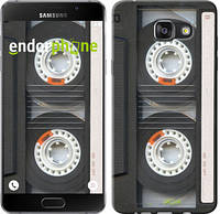 """Чехол на Samsung Galaxy A7 (2016) A710F Кассета """"876u-121"""""""
