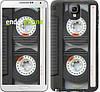 "Чехол на Samsung Galaxy Note 3 N9000 Кассета ""876c-29"""