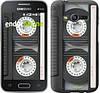 "Чехол на Samsung Galaxy Ace 4 G313 Кассета ""876c-207"""