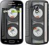 "Чехол на Samsung Galaxy Young S6310 / S6312 Кассета ""876u-252"""
