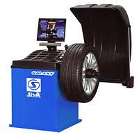 Балансировочный стенд GALAXY СБМП 60 3D