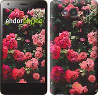 "Чехол на Xiaomi Redmi 2 Куст с розами ""2729c-98"""