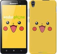 """Чехол на Lenovo K3 (K30-t) Pikachu pokemon go v2 """"3770c-114"""""""