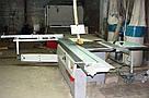 Форматно-розкрійний верстат бу Casadei SC30P (Італія) 2010 року, з аспірацією та пилками, фото 2
