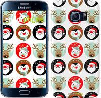 """Чехол на Samsung Galaxy Star Plus S7262 Christmas 2 """"3849u-360"""""""