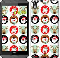 """Чехол на HTC Desire 826 dual sim Christmas 2 """"3849u-312"""""""