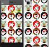 "Чехол на Xiaomi Mi3 Christmas 2 ""3849u-170"""
