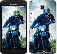 "Чехол на Lenovo S930 Мотокросс ""3013u-236"""