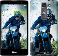 """Чехол на LG G Pro 2 D838 Мотокросс """"3013u-375"""""""