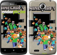 "Чехол на Lenovo A388t Minecraft 6 ""3330u-285"""